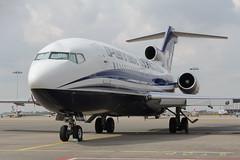 VP-BPZ Boeing 727-17(RE) Super 27 Peter Nygard (FokkerAMS) Tags: boeing727 peternygard vpbpz