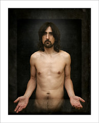 Evaristo Garcia (Jose Luis Durante Molina) Tags: portrait people persona gente retrato yo pruebas recuperacion jesucristogarcia joseluisdurante