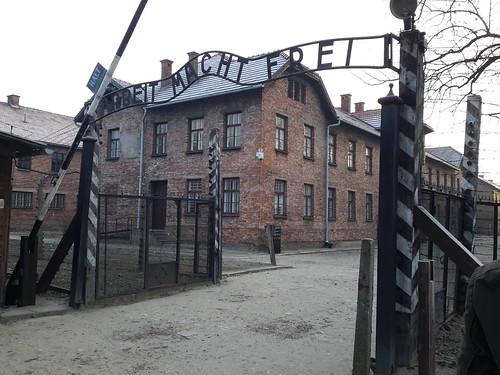 """Auschwitz-Birkenau <a style=""""margin-left:10px; font-size:0.8em;"""" href=""""http://www.flickr.com/photos/141744890@N04/26234020522/"""" target=""""_blank"""">@flickr</a>"""