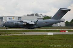 ZZ172 - Boeing C-17A Globemaster III - Royal Air Force - CN F-78 (Bastien Spotting Aviation) Tags: cn force air iii royal boeing globemaster bastien c17a f78 zz172 engerbeau