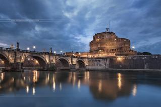 Castel Sant'Angelo // Roma // Italia