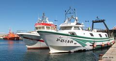 Puerto de Garrucha - Port of Garrucha - (ESGAR) (Landahlauts) Tags: barco ship andalucia andalusia andalusien andalousie andalusie marsala garrucha pesquero andaluzia andalusi esgar andaluzja salvamentomaritimo andaluzio    endulus  puertodegarrucha  canonpowershotg11  andalouzia andalusiya comarcadellevantealmeriense  salvamaralgenib unlocodeesgar garruchaport portofgarrucha 3act1904 3ct1602 galindogea