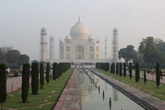 #FotoDelDa Taj Mahal (Candidman) Tags: india del real puerta foto taj mahal agra grecia fotos candidman da mausoleo