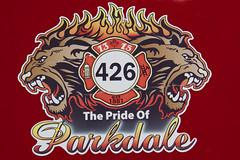 the pride of parkdale (theharv58) Tags: lightandshadows doors photographers painters catwalk graffitiart canon60d artinvariousforms canoneos60d canonefs18200mmislens bonsaiart torontofirestation426 canonefs18200mm13556islens topwpkdl topwpkdltorontophotowalkparkdale thebravesoulsoftorontofire426