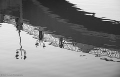 Cross to fantasy (Ziad Hunesh) Tags: bridge reflection water canon blackwhite sigma 7dmarkii zhunesh