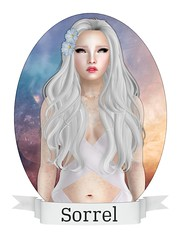 Sorrel (Ciarn Beaverhausen @ http://www.amadeodubratt.co) Tags: logo truth mandala blueberry safe uber maitreya izzies white~widow {song} cathoratio