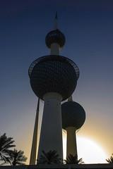 Kuwait Towers (Ravi Raj R - 3R) Tags: kuwait rrr