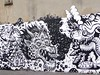 NYC 2015 (bella.m) Tags: nyc usa streetart newyork art graffiti mural dragon manhattan urbanart tatscru themuralkings