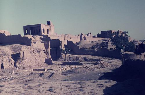 Ruins of Bam, 1970