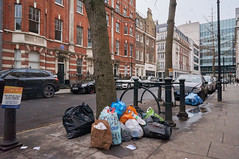 20160117-11-49-35-DSC02700 (fitzrovialitter) Tags: street urban london westminster trash garbage fitzrovia none camden soho streetphotography litter bloomsbury rubbish environment mayfair westend flytipping dumping cityoflondon marylebone captureone peterfoster fitzrovialitter