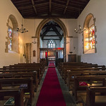 Carlton-leMoorland, St Mary's church interior thumbnail