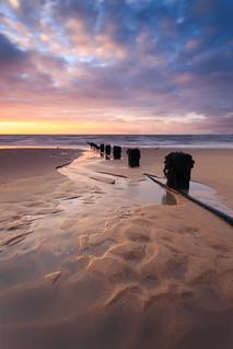 Low tide at Walton