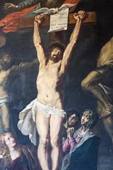 Kreuzigung (wpt1967) Tags: church maria kirche johannes dsseldorf crucifixion christus kirke kreuzigung canon100mm standreas mariamagdalene eos60d wpt1967 detailkreuzigung