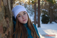 _MG_8133 (ivandragutinovic) Tags: portrait snow girl beauty canon ivan 1855 beautifull julija pikaso 700d sokobanja dragutinovic ivandragutinovicphotography