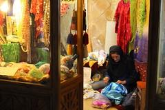 Traditional Tailor in the Historical Bazaar, Arak Iran (sharghzadeh) Tags: persian iran bazar arak