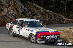 1976 Peugeot 504 Coupe V6 - Jean-Pierre MADER / Jean-Michel CARRIERE (nans_even) Tags: auto france classic cars saint mobile race alpes vintage de rally vhc voiture racing montecarlo monaco historic retro carlo monte esso extrieur col coupe peugeot 1976 504 rallye maritimes jeanmichel voitures v6 vehicule jeanpierre mader historique rallying anciennes 2016 carriere auban grolires saintauban bleine rgularit vhrs