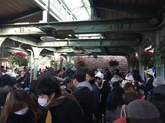 Tokyo Disneyland (jericl cat) Tags: park english japan garden japanese tokyo disneyland disney line honey queue pooh theme hunt 2015 winniethepoohs