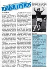West Ham United vs Everton - 1984 - Page 21 (The Sky Strikers) Tags: park west hammer canon one official kodak united ham division league programme upton everton