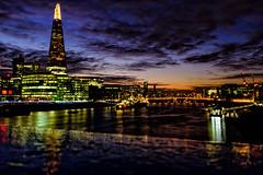Sunset @ London