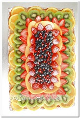 Fruit rules! (Dolcegacreations) Tags: orange fruit strawberry kiwi tart frutta blueberries arance fragole crostata mirtilli dolcegacreations wwwdolcegacom