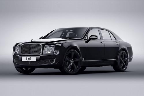 Bentley Muslanne Speed Beluga Edition