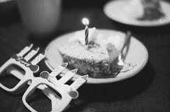 tea chiffon cake (Yumeboo) Tags: blackandwhite film monochrome om1