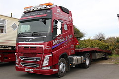 PM65JRM - John.R.Morgan & Son (TT TRUCK PHOTOS) Tags: volvo tt fh fishguard johnrmorgan