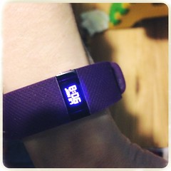 fitbit! (oostumbleineoo) Tags: purple steps reality illusions weight mentalhealth obsessive possibilities calories badidea goodidea bmi restricting physicalhealth returnto sleepquality disorderedeating fitbit butiwonttell icanseeitall exercisebulimia heathtracker orthiscanbeagoodthing yespleasebeagoodthing
