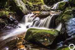 Water & Stone (MSPhotography-Art) Tags: nature creek germany landscape deutschland waterfall wasserfall outdoor natur landschaft schwarzwald blackforest wandern wanderung badenwrttemberg