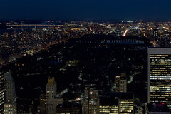 Central Park Evening (Bob90901) Tags: newyorkcity november autumn night canon evening centralpark manhattan rockefellercenter topoftherock georgewashingtonbridge metropolitanmuseumofart thelake 6d 2015 jacquelinekennedyonassisreservoir canon70200f28lll canonef70200mmf28lisiiusm
