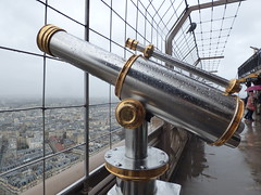 View from top of Eiffel Tower (Darren-Holes) Tags: paris champdemars eiffeltowertoureiffellandmarkpariscityarchitecturefrancechampdemarsgustaveeiffelstephensauvestre