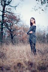 Maeva (Jehan Jessel) Tags: winter girl beauty women natural outdoor femme 85mm naturallight beaut alsace belle brune bois beautifull naturelle modele lumirenaturelle modle canon5dii appenwihr