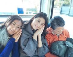 すやすや #徳光さんと田中律子さんとロケ #楽しかった #たまには眠くなるよね #おやすみ