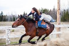 Riding (.o0 chris 0o.) Tags: canada cowboy quebec rodeo 2010 troisrivières stmaurice cheveau