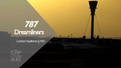 Boeing 787 Dreamliners at London Heathrow (bananamanuk79) Tags: travel holiday london flying heathrow aircraft aviation flight landing virgin boeing arrival britishairways takeoff runway airindia 787 chinasouthern dreamliner avgeek boeing787