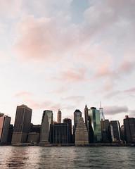 The Promenade (Alexander Tran   atranphoto.com) Tags: street new york city nyc newyorkcity skyline brooklyn cityscape manhattan promenade fujifilm manhattanskyline xt1 atran atranphoto atranfoto
