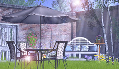 Think outside no box required (Home & Garden Expo) (Alexa M.) Tags: garden furniture landscaping secondlife tspot beyou closertotheheart applefall beedesigns secondlifehomegardenexpo lunarseasonaldesigns dixiedandelion