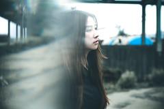 DSC_8387 (Ivan KT) Tags: light shadow portrait woman art girl photography lotus taiwan exhibition sight conceptual backlighting