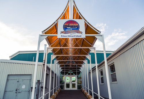 Historic Charlottetown Seaport, Prince Edward Island
