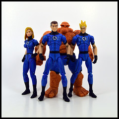1 Year In A Toybox 2, 044_366 - Fantastic Four (Corey's Toybox) Tags: toy actionfigure figure marvel infinite hasbro fantasticfour fantastic4 marveluniverse 1yearinatoybox2