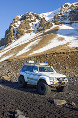 Police 4x4, Iceland (kirknelson) Tags: iceland offroad 4x4 offroading