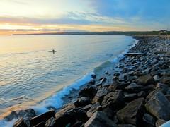 2015 Lahinch (murphman61) Tags: county ireland sea irish beach coast twilight rocks surf clare shore ire paddleboard lehinch anclr anchlir