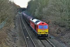 60044 Killamarsh, Rotherham (DieselDude321) Tags: south yorkshire db class 60 dbs rotherham schenker ews killamarsh 60044