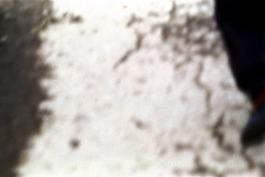 31-570 (ndpa / s. lundeen, archivist) Tags: nick dewolf nickdewolf 31 reel31 color photographbynickdewolf 1970s 1972 fall film 35mm winter korea korean seoul southkorea city citylife blurry outoffocus burnshot burnedshot burnframe burnedframe beginningofroll beginningoftheroll snow blur