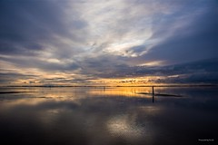 Dänemark - Römö - Südstrand (2) (Pana53) Tags: beach clouds strand island abend nikon meer wasser sonnenuntergang outdoor himmel wolken insel northsea dänemark danmark nordsee sandstrand römö naturfoto syddanmark nikond810 pana53 naturundlandschaftsfotografie photographedbypana53