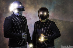 Daft Punk Cosplay (RickDrew) Tags: canon costume punk cosplay player 5d daft mkiii 2016