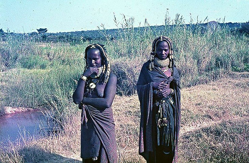 Muhuila married women