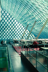 Seattle Central Library (sfuentealba.dominguez) Tags: seattle architecture library koolhaas