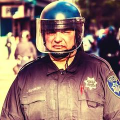 Oakland (Thomas Hawk) Tags: california usa oakland riot cops unitedstates fav50 unitedstatesofamerica protest police cop eastbay riots oaklandpd fav10 fav25 oaklandpolicedepartment oscargrant oaklandriots johannesmersehle oaklandca070810 oaklandriots2010 johnbiletnikoff