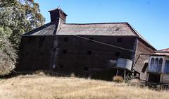Last Legs (Steven Penton) Tags: building architecture australia tasmania kiln hops oasthouse